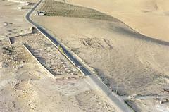 Ureiniba (APAAME) Tags: aerialphotograph jadis2311006 megaj2722 oblique scannedfromnegative ureinbeh ureiniba aerialarchaeology aerialphotography middleeast airphoto archaeology ancienthistory