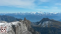 massif des Diablerets depuis le Sanetsch 15 (valais83) Tags: valais alpinisme montagnes sanetsch quilledudiable massifdesdiablerets vivelevalais