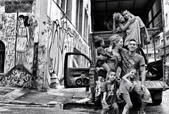 "#Athens #Gipsyfamily the power of smile ""die you master of war!"" #gipsysoul #proudpeopleofGreece (nikosaliagas) Tags: athens gipsyfamily gipsysoul proudpeopleofgreece"