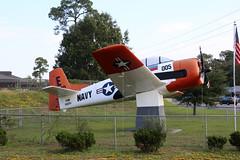 North American T-28B Trojan 138353/E-005 (NTG's pictures) Tags: florida north american milton trojan memoria veterans t28b 138353e005