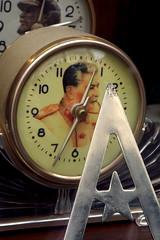 Leonid Brezhnev on a Clock Face! (Hythe Eye) Tags: clock tallinn estonia leonidbrezhnev