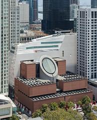 Новый корпус Музея современного искусства в Сан-Франциско от Snøhetta