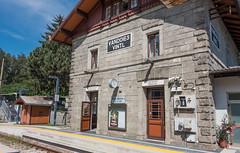 Railway station, Vintl, Italy (tik_tok) Tags: italy europe village railwaystation trainstation tyrol italianalps vintl