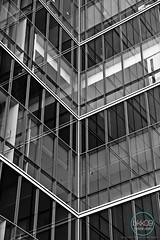 Siriraj Piyamaharajkarun Hospital  (SiPH) (bkk09man) Tags: blackandwhite glass monochrome skyscraper thailand reflex thai glasswall siriraj skyscrapercity bkk09monotone