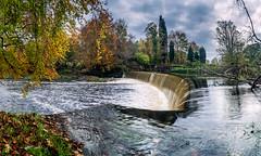 Guyzance Weir (Kevin_R_Shaw) Tags: northumberland rivercoquet guyzanceweir