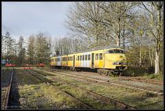 21-11-2015, Haarlem, NSR 522 (Koen langs de baan) Tags: