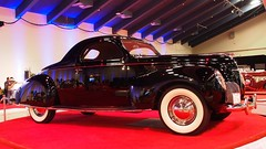 1938 Lincoln Zephyr coupe '859U' 4 (Jack Snell - Thanks for over 26 Million Views) Tags: sf auto show ca 58th wallpaper art cars wall vintage paper san francisco display 1938 center international zephyr lincoln collectible moscone coupe excotic jacksnell707 jacksnell 859u accadomy