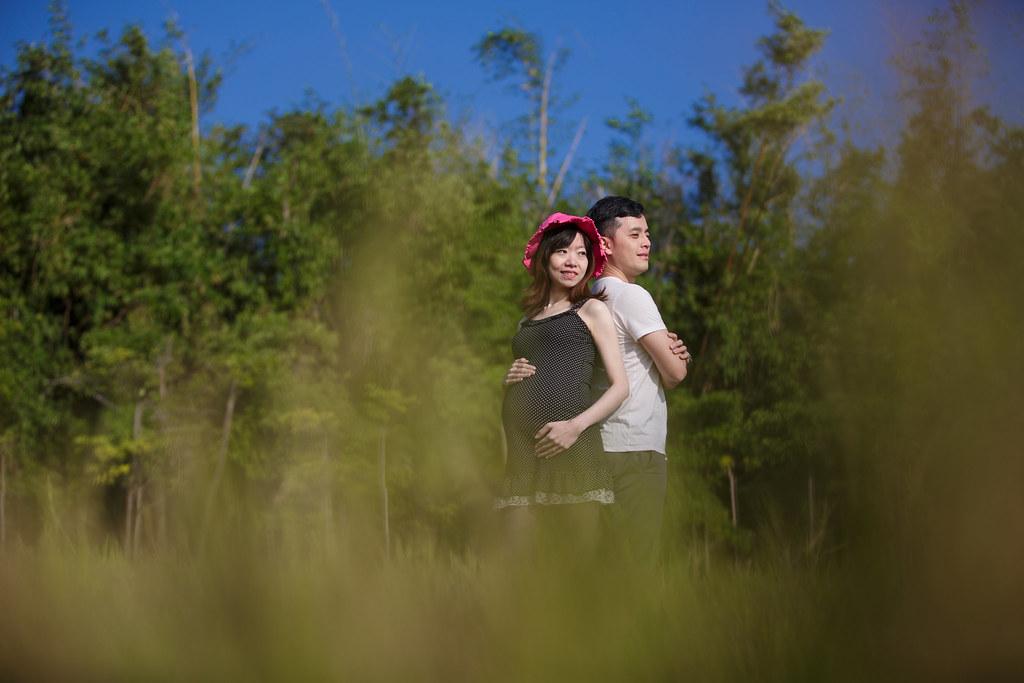 孕婦寫真,孕婦攝影,樹林孕婦,芒草孕婦,草原孕婦,Ajax&Far047