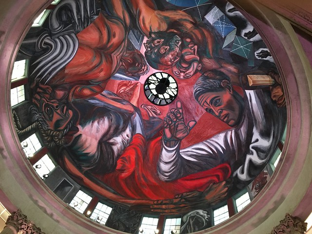 Another Ceiling by Orozco