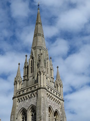 Ryde - All Saints (Dubris) Tags: england building church architecture gothic victorian spire vectis isleofwight allsaints ryde georgegilbertscott