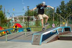 Fs Nosegrind (AllLess) Tags: skateboarding skate52 nn nosegrind