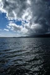 Clouds over lagoon (ganagafoto) Tags: ganagafoto travels viaggi europe italy europa italia tuscany toscana argentario orbetello landscapes paesaggi clouds nuvole lagoon laguna