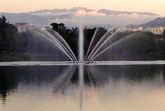 1132 Fountain in Titiwangsa Park--Kuala Lumpur , Malaysia (ngchongkin) Tags: fountain kualalumpur malaysia titiwangsapark