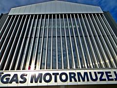 Riga Motor Museum in Mezciems area of Riga, Latvia. September 22, 2016 (Aris Jansons) Tags: riga motormuseum latvia rga city capital latvija baltic europe 2016 facade building architecture