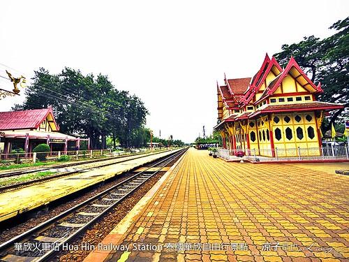 華欣火車站 Hua Hin Railway Station 泰國華欣自由行景點 101