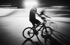 77 (k_maxim) Tags: night outdoor street travel ride view red european horizontal holiday outside light evening twilight blurred busy energy lifestyle passenger close speed moving ghostlike blur picture weekday tourism art rush background unfocused bicycle vacation hurry europe walkway road