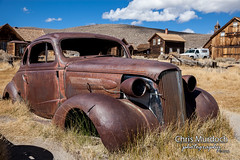 1937 Chevy Coupe Closeup (Chris Murdoch Photography) Tags: 1937chevycoupe blue bodie bodiestatehistoricpark brown california californialandscapephotography californiastateparks californiaurbanphotography chrismurdoch chrismurdochlandscapephotography chrismurdochphotography copyrightchrismurdoch easternsierra fineart fineartphotography ghosttowns landscapephotography landscapes northerncalifornia orange stateparks urbanphotography usa white yellow