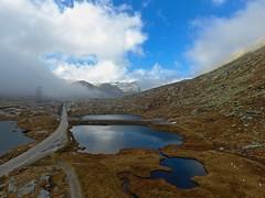 San Gottardo (mmpic_s) Tags: berg see himmel wolken strase