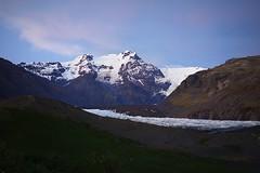 Skaftafell, Iceland. September 2016. (darrenboyj) Tags: iceland icelandic autumn autumnal tourism tourist landscape skaftafell volcano snowcapped snow