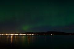 Nordlys over Knarvik, Aurora borealis (JJohannessen) Tags: aurora borealis nordlys bigdipper karlsvogna nikon d5500 tamron nikkor manfrotto