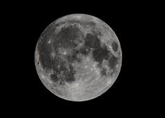 Full Moon 15th October 2016 (Brian The Euphonium) Tags: moon full sigma150500 pentax ks2 handheld
