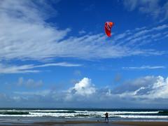 kite surfer (Defabled) Tags: llandanwg gwynedd