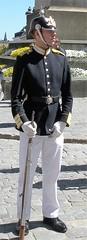 Palace guard (bokage) Tags: sweden stockholm gamlastan oldtown bokage soldier uniform changeofguard