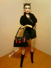 YES GIRL (krixxxmonroe) Tags: ira d ryan photography styling by krixx monroe fashion royalty nu face opium ayumi