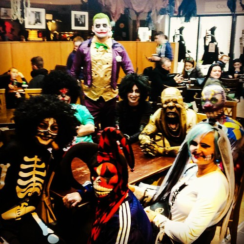 Some of the best costumes so far on the 5pm tour! #halloween #LoftusHall #wexford #ireland #tours #bookedout this #bankholiday #weekend