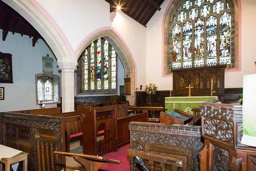 St Michael's Church, Caerwys / MK4_0166