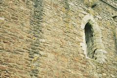 DSC_6387 [ps] - Sight Unseen (Anyhoo) Tags: anyhoo photobyanyhoo dounecastle castle doune scotland uk stone stonework fortress wall fortification aperture opening window arch archedwindow