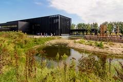 _DSC6789 (durr-architect) Tags: info centre zwin heartland belgium architecture cousse goris nature park wood structure border aday16 group area green trees