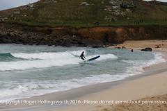 Surfer (doublejeopardy) Tags: surfer beach cornwall stives sea saintives england unitedkingdom gb