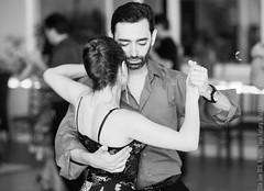 Flávia Morari and Demián Garcia, Tango Factory, Brussels, June 2016