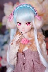 Winter Style Alice (*jadepixel) Tags: dollfie dream alice bjd doll volks