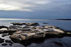 IMG_20161019_202332 (jen_peltonen) Tags: kallo finland ocean stones evening photograph