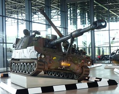 BMI M109 A2-90 155mm Howitzer 1981 vr2 (stkone) Tags: national military museum soesterberg