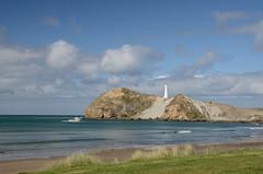Le phare de Castle Point