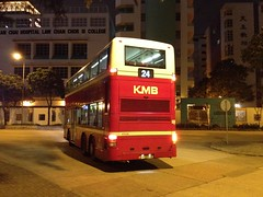 A vintage-style air-conditioned KMB bus (suryx) Tags: vintage bus kmb hongkong kowloonbay kaiyipestate airconditioned