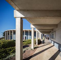Apolliad Theater (Chimay Bleue) Tags: apolliad theater apollion mesa college architecture brutalism brutal beton brut design frank hope