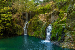 Salt de Can Batlle (carlosmotje) Tags: cascadas waterfalls verde largaexposicin gorg seda efecto composicin