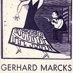"<b>La Farucca II</b><br/> Gerhard Marcks (1889-1981) ""La Farucca II"" Woodcut, 1948 LFAC #869.00.00<a href=""http://farm6.static.flickr.com/5832/30865564045_e33d2b1a51_o.jpg"" title=""High res"">∝</a>"