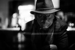 """THE AGENT"" (urbanframes.net @urbanframes) Tags: jk the agent streetphotography secretagent secretservice fuji xphotographer fujifilm xt1 xf56mm12 56mm candid monochrome urbanframes wwwurbanframesnet streetphoto blackandwhite bw bokeh dark contrast portrait noir streetportrait candidstreet fujilove black white nightshot cinematic mafia noirmood"