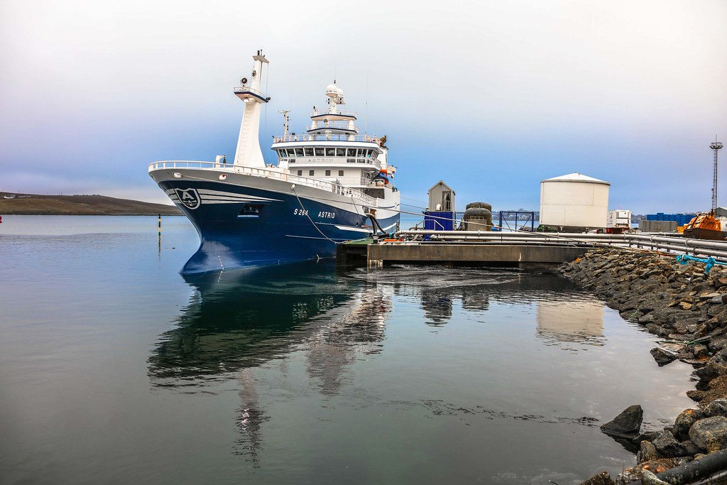 The World's Best Photos of denmark and trawler