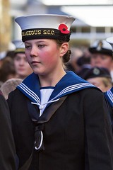Remembrance Sunday, Canterbury, 13 Nov 2016 (chrisjohnbeckett) Tags: remembrancesunday canterbury street portrait sailor cadet poppy red uniform canonef135mmf2lusm chrisbeckett photojournalism global war peace remembering youth hmscourageous scc schoolcadetcorps pink