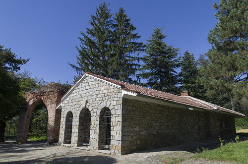Thracian Tomb of Kazanlak, 10.10.2014.