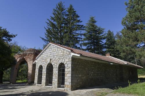 Thracian Tomb of Kazanlak, 10.10.2014.