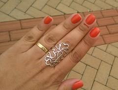 Roarrrrrrage - Essie (Raabh Aquino) Tags: unhas essie esmalte laranja orange nails nailpolish
