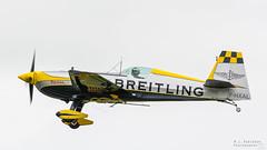 Extra 330SC (M J Robinson Photography) Tags: 2016 riat saturday royalinternationalairtattoo raf fairford display breitling sa extra 330 sc extra330sc aerobatic aude lemordant audelemordant aviation photography nikon d7100 nikond7100