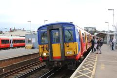 455910   South West Trains   Clapham Junction (Jacob Tyne) Tags: class 455 4557 4558 4559 swt south west trains clapham junction emu electrical multiple units